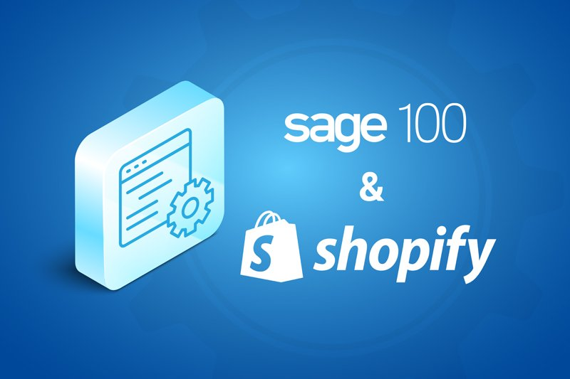 Shopify Sage Integration verfügbar