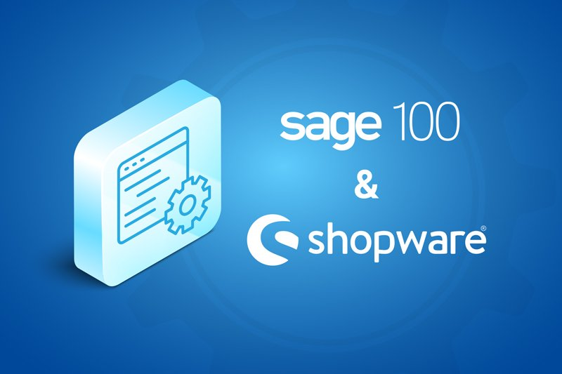 Sage 100 - Shopware 6 Anbindung